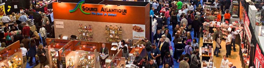 Specialty food tradeshow