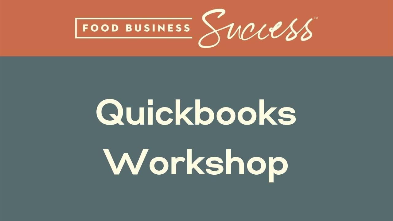 Quickbooks Workshop